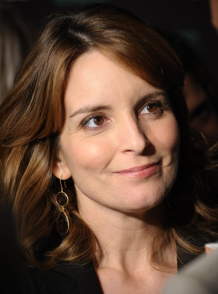 Tina Fey Celebrity Quotes About Losing Virginity Popsugar Love