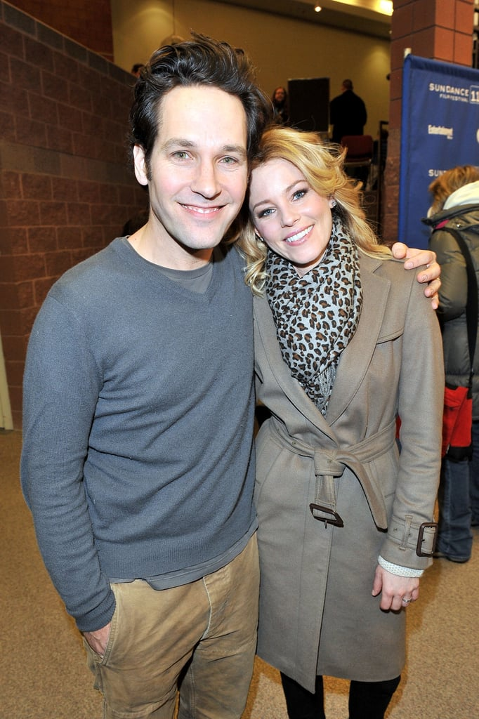 Pictures of Zooey Deschanel, Elizabeth Banks, Paul Rudd at My Idiot Brother Sundance Premiere