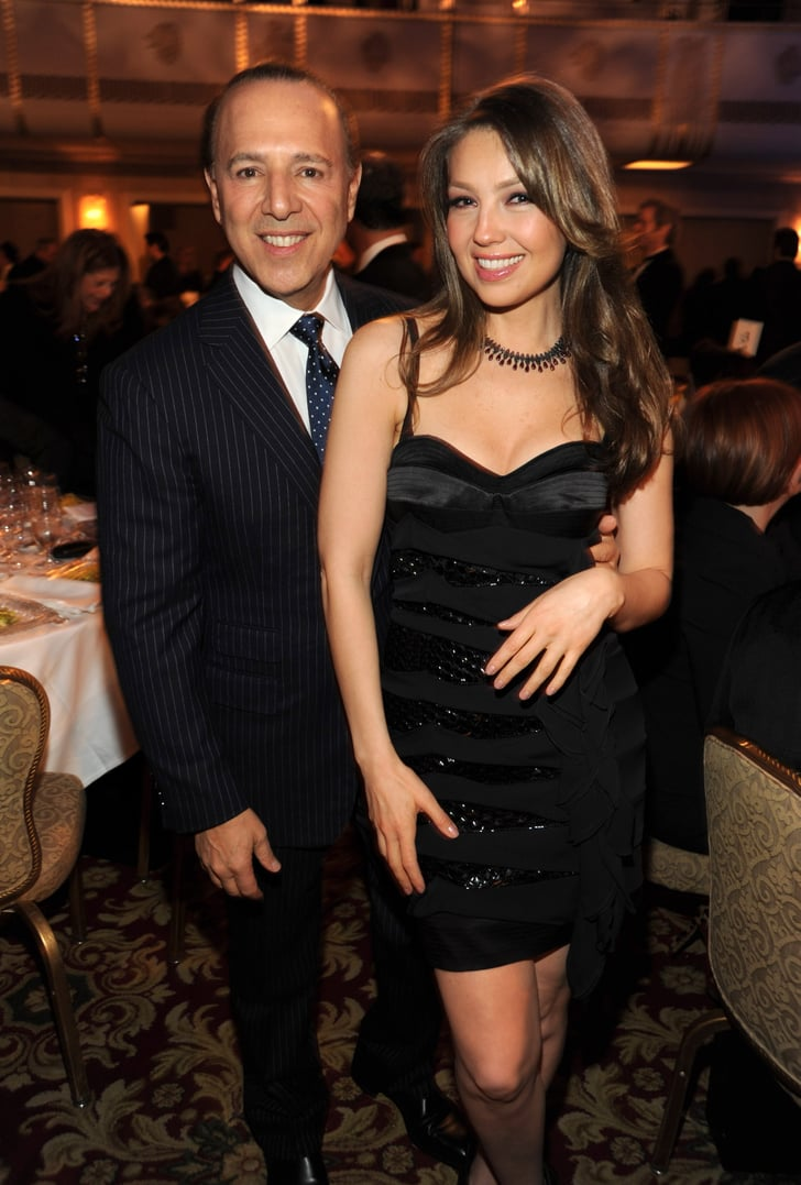 2010 | Thalia and Tommy Mottola Pictures | POPSUGAR Latina ...