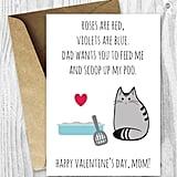 Funny Valentines For Parents  POPSUGAR Moms