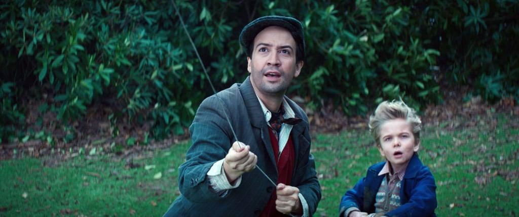 Lin-Manuel Miranda's Son Singing Mary Poppins Returns Song