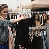 Shop flea markets and dollar stores.