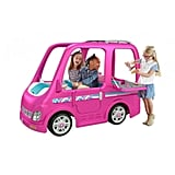 For 7-Year-Olds: Power Wheels Barbie Dream Camper