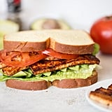 Loaded Tofu, Lettuce, and Tomato (TLT) Sandwich