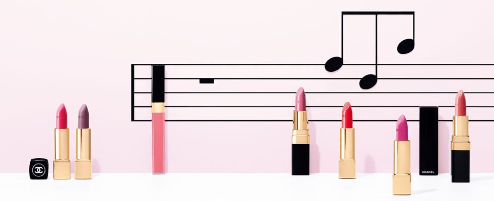 Chanel Notes De Printemps Makeup Collection