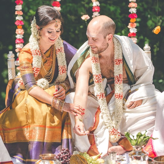 Backyard Hindu Wedding