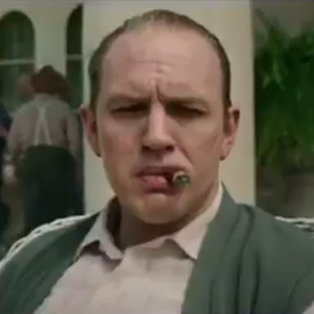 Watch the Capone Trailer Starring Tom Hardy