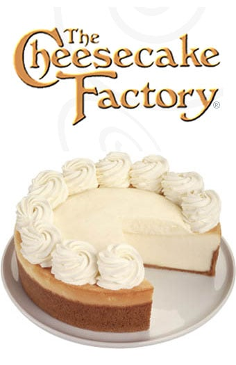 Get Your Cheap Cheesecake!