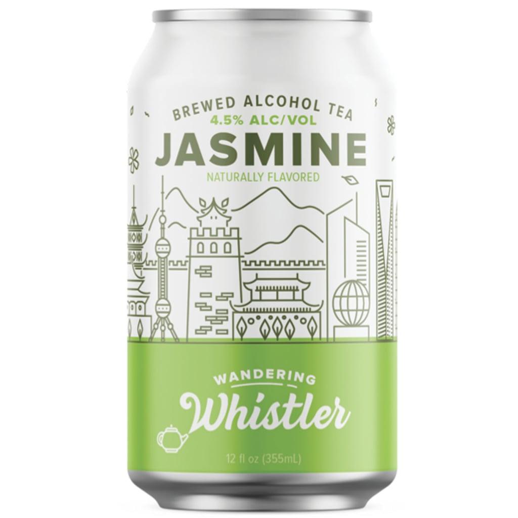Wandering Whistler's Jasmine Alcoholic Tea