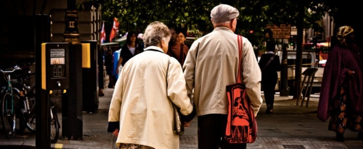 7 Lessons About Love I Learned From My Grandparents