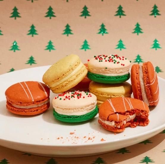 Dana's Bakery Limited-Edition Christmas Macarons
