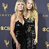 Who Was Robin Wright's Date at the Emmys 2017?