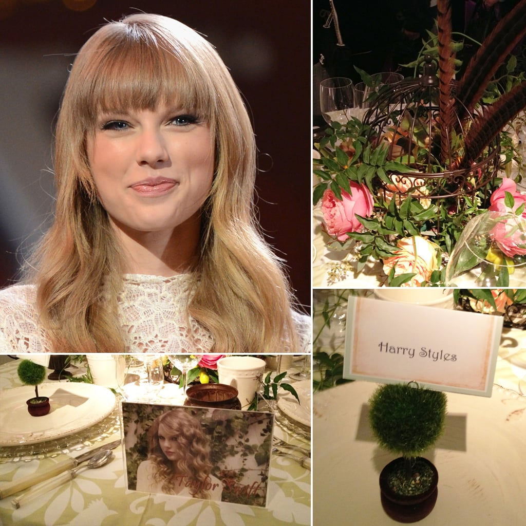 Pop Goes the Wedding: Tablescapes Inspired by Ladies Who Rock