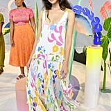 A Printed Dress From the Tanya Taylor Presentation at New York Fashion Week