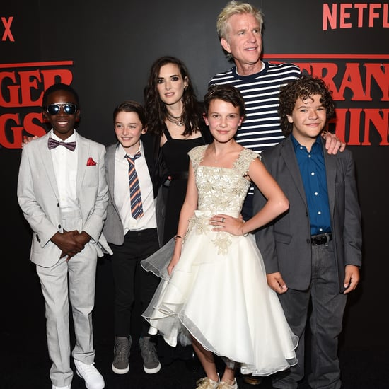 Stranger Things Cast at Premieres Over the Years
