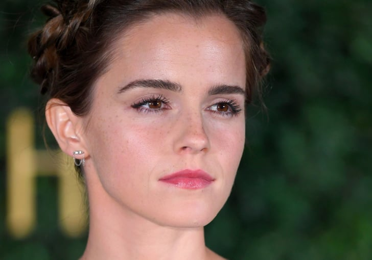 Emma Watson Beauty And The Beast Makeup Feb 23 2017 Popsugar Beauty
