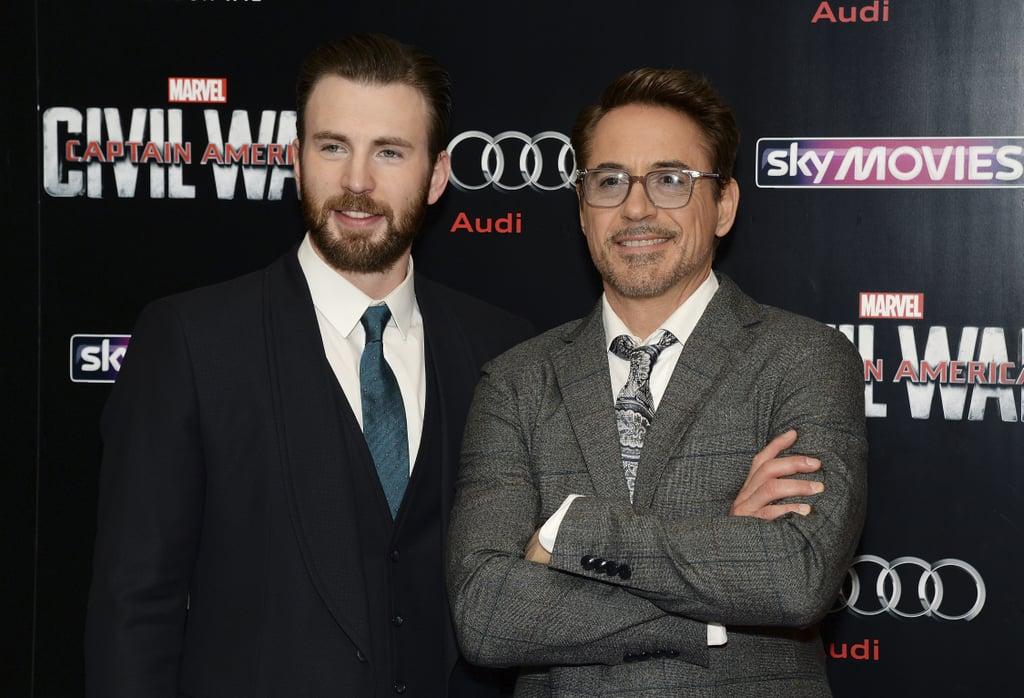 Captain America: Civil War Casting Roundup
