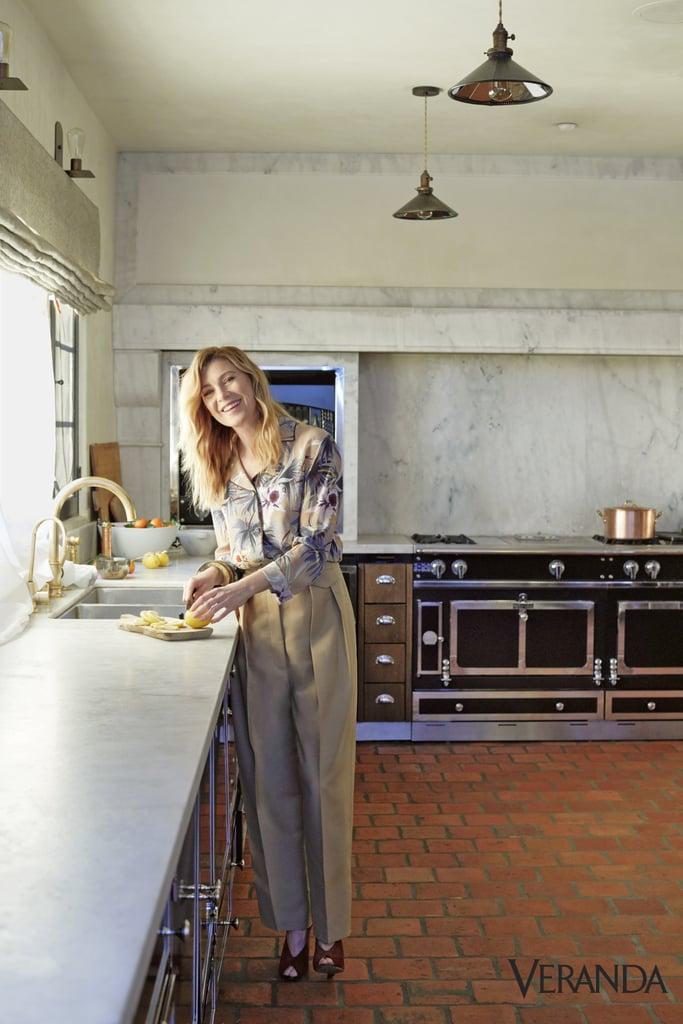 Pictures of Ellen Pompeo's Home