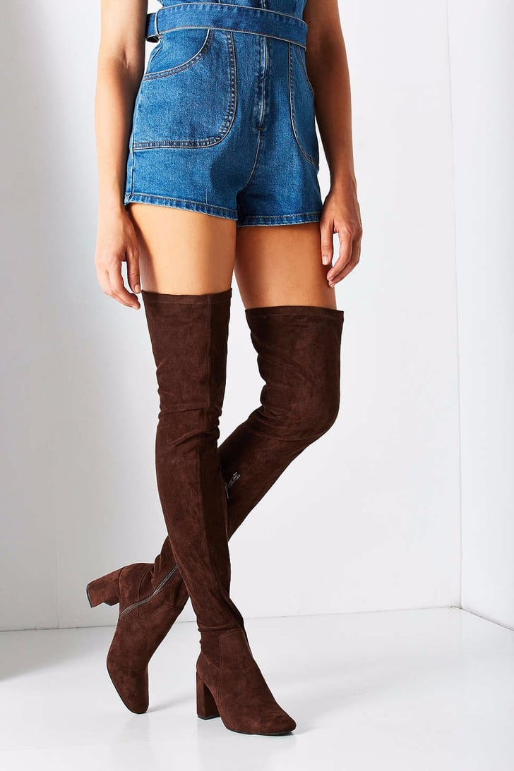 Affordable Over the Knee Boots | POPSUGAR Fashion