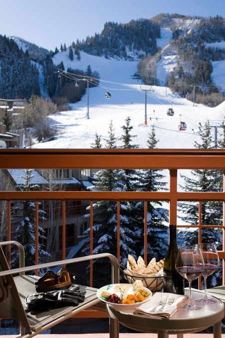 Little nell aspen co best honeymoon resorts in the for Best hotels in united states