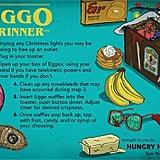 """Stranger things """"Eggo Brinner"""""""