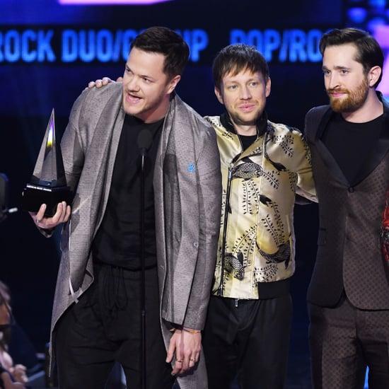 American Music Awards Winners 2017