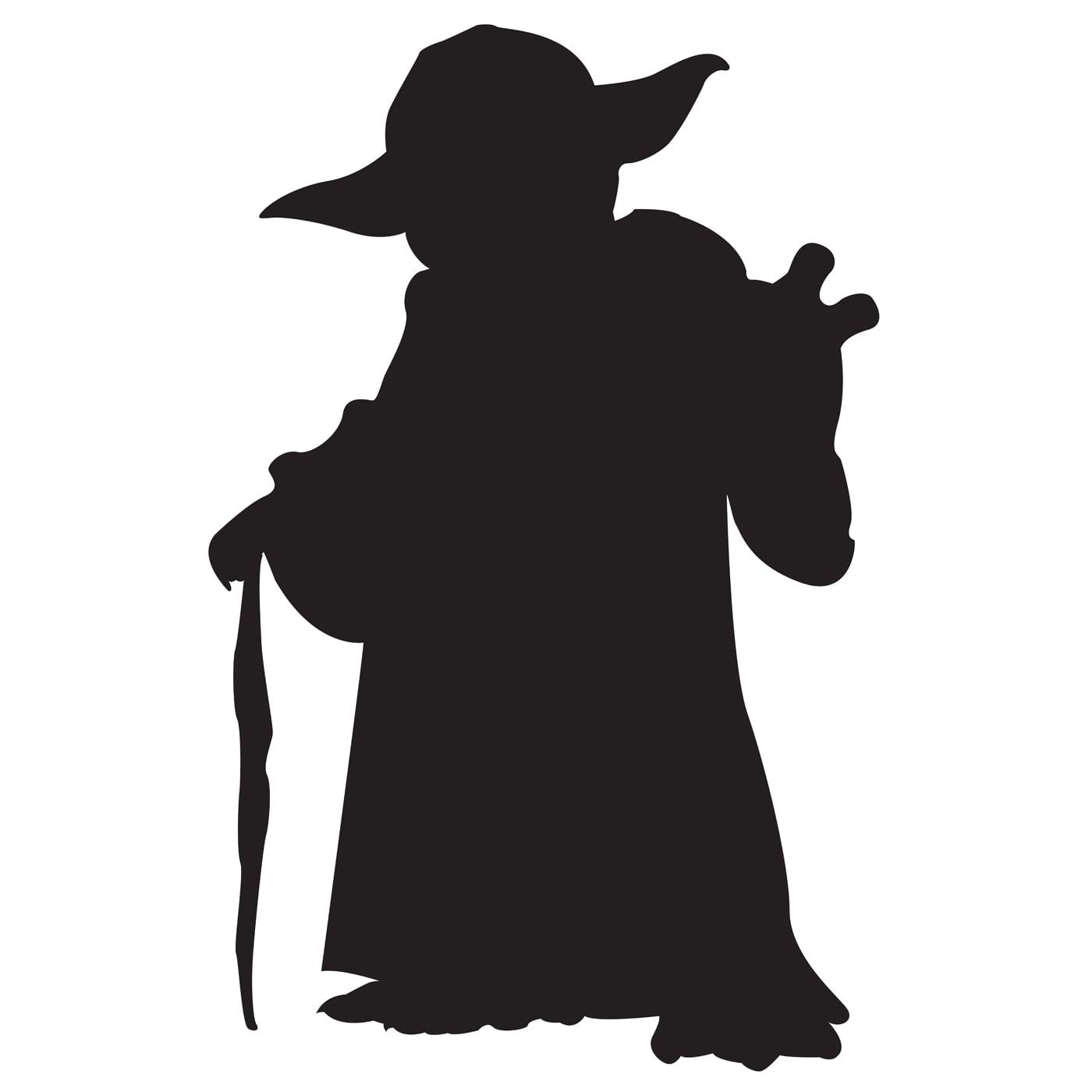 yoda pumpkin template  Yoda Pumpkin Template | These Star Wars Pumpkin Templates ...