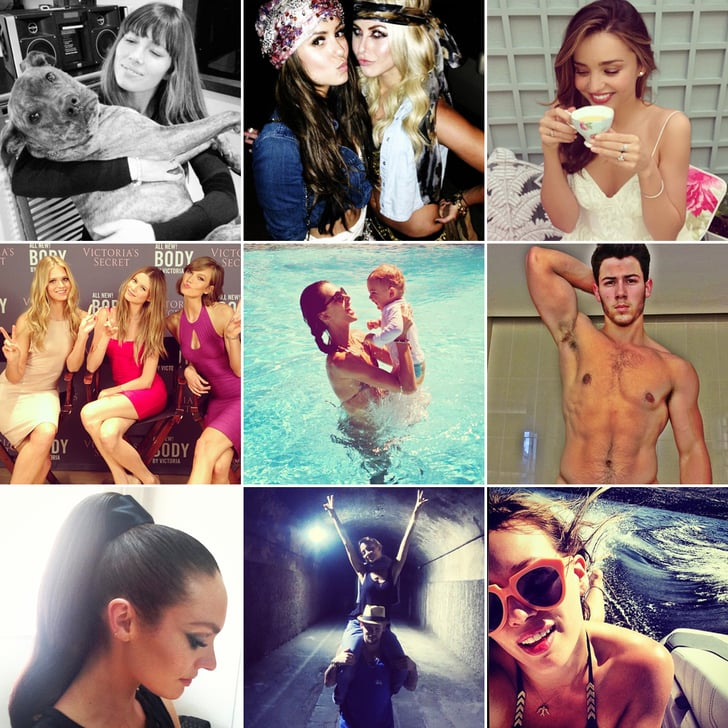 Best Buds, Buff Bods, and More of the Week's Cute Celebrity Candids