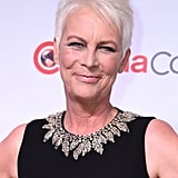 Jamie Lee Curtis's White Pixie
