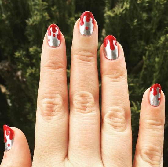 Scary Nail Art Ideas For Halloween
