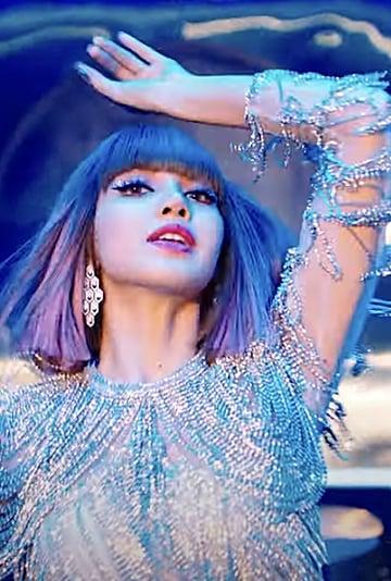 "Blackpink's Lisa Kills It in the ""SG"" Music Video"