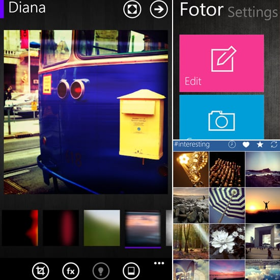 Best Windows 8 Photo Apps