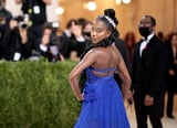 Amanda Gorman's Met Gala Hairstyle Has a Tiny Detail With Huge Significance