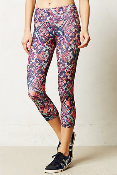 Nusa Crop Leggings