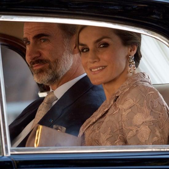 Best Photos of Queen Letizia and King Felipe in 2016