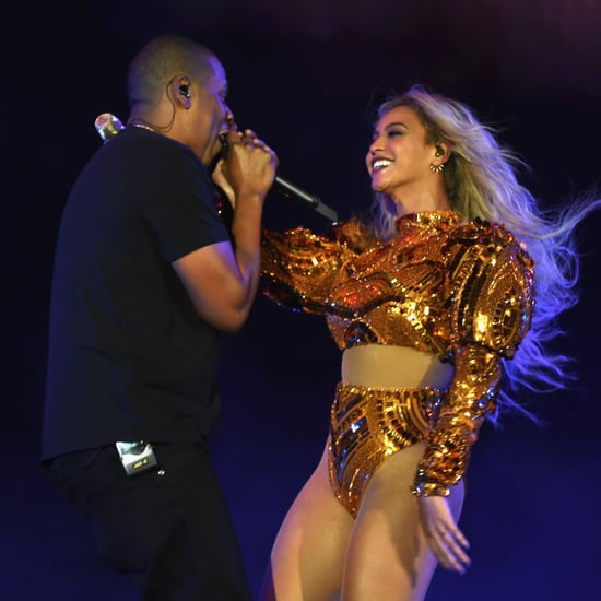 Beyonce and Jay Z at Formation World Tour Concert 2016