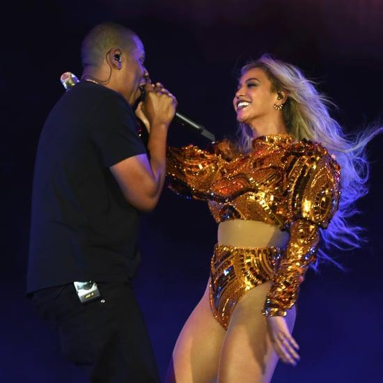 Beyonce et Jay Z Tournée Mondiale Formation Photos