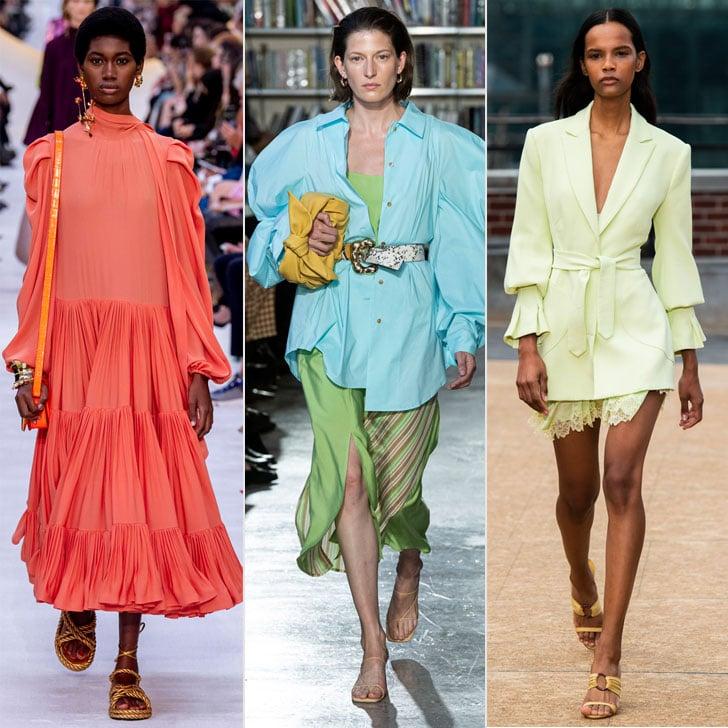 The Biggest Fashion Trends To Wear For Spring Summer 2020 Popsugar Fashion Uk