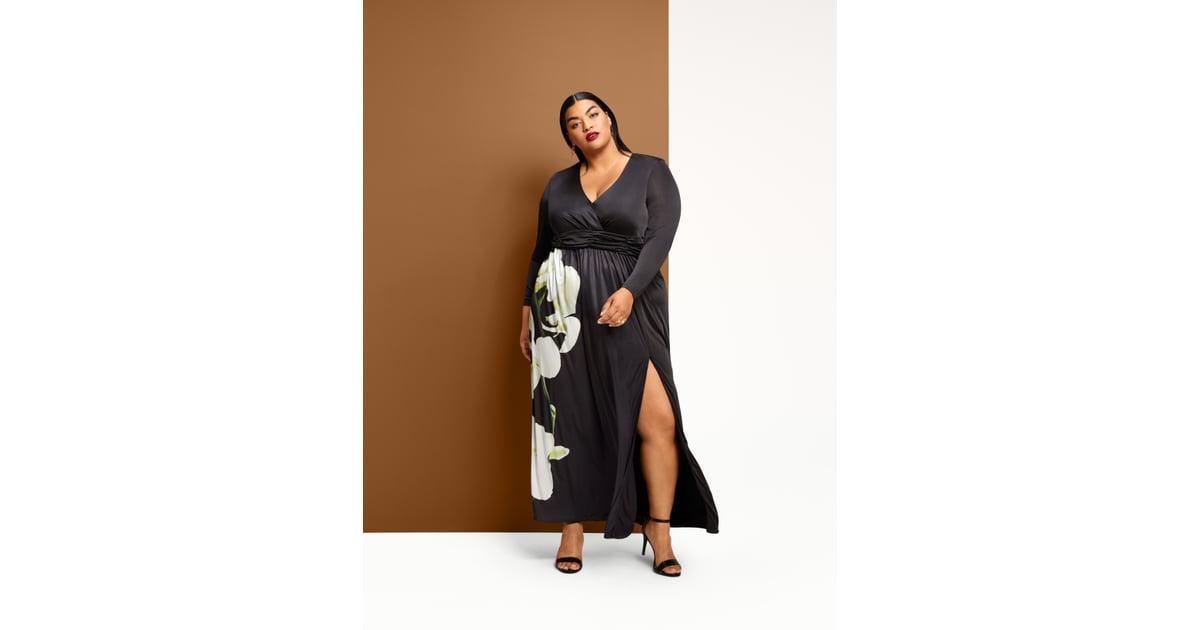 Altuzarra for Target Women\'s Plus Size Floral Print Long ...