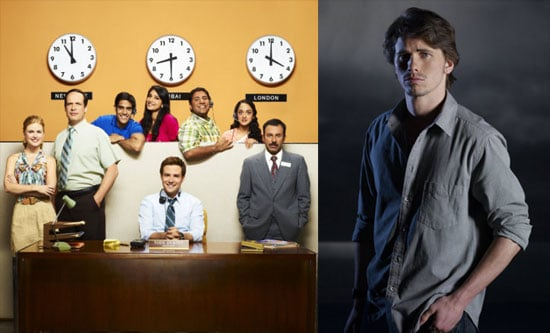 NBC Picks Up Outsourced, The Event, Law & Order: LA