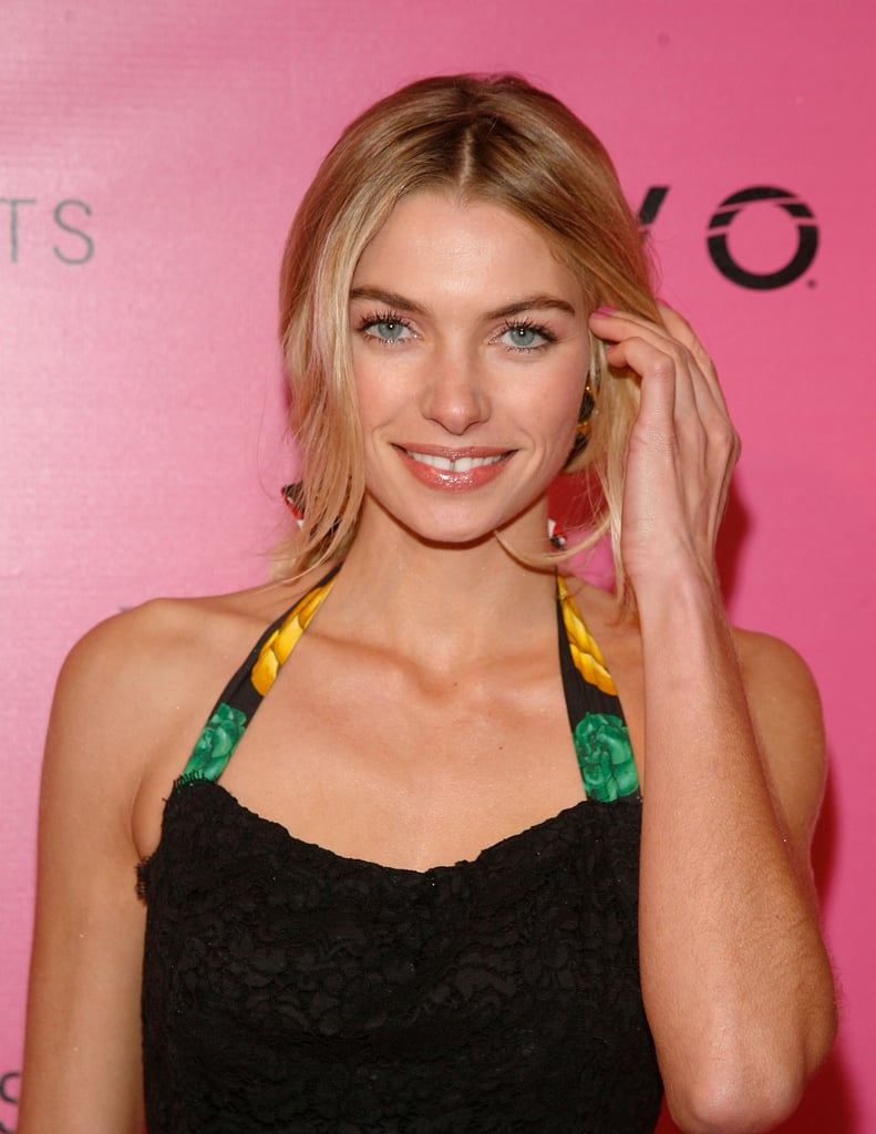 Jessica Hart attended the Victoria's Secret Fashion Show after party in NYC.