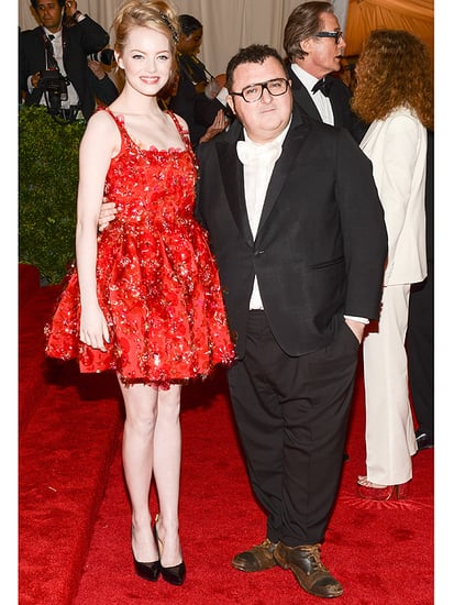Reminisce About These Amazing Lanvin Looks as Designer Alber Elbaz Steps Down From the Company