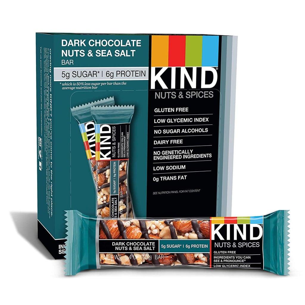 Kind Bars, Dark Chocolate Nuts & Sea Salt