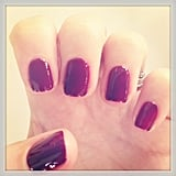 On the nails this week? OPI San Francisco.
