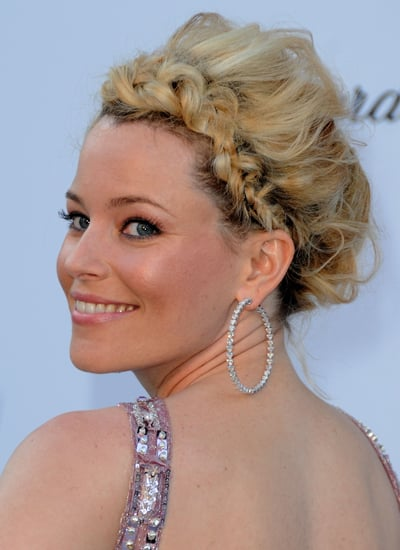 Elizabeth Banks at amfAR's Cinema Against AIDS Gala