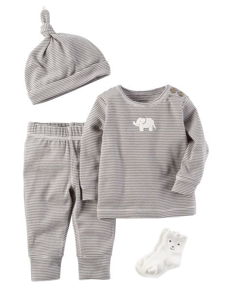 Carter's Four-Piece Babysoft Take-Me-Home Set