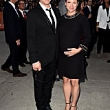 Robert Downey Jr. and his pregnant wife, Susan Downey, arrived at the premiere of The Judge.