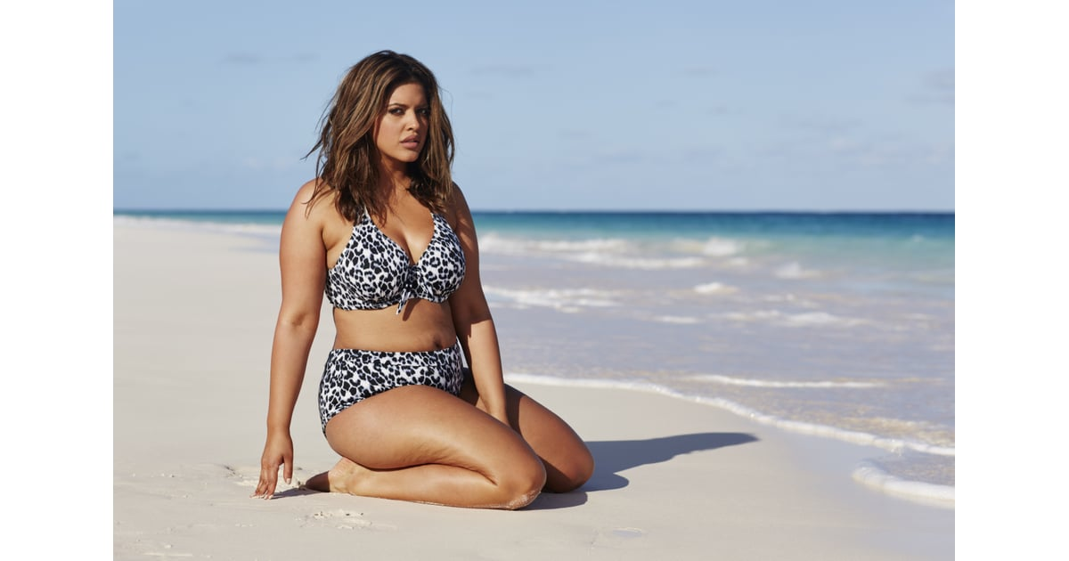 7b744c41e9 ... Latina Denise Bidot Unretouched Swimsuits For All Campaign ...