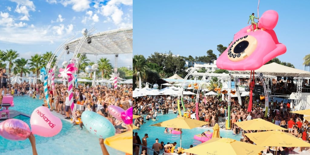 O Beach Ibiza Will Open in Dubai