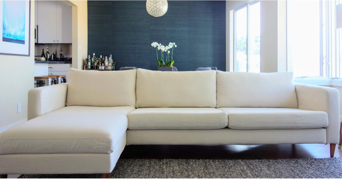 Ikea Couch Covers Makeover Popsugar Home Australia